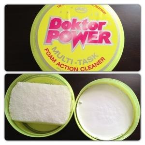 Review Jml Doktor Power Multi Task Foam Action Cleaner