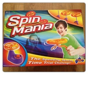 Spin Mania by Drumond Park
