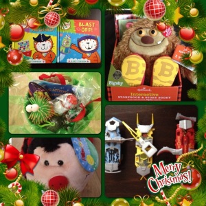 Top Christmas Gifts for Children