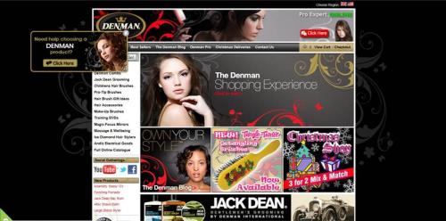 Denman Online