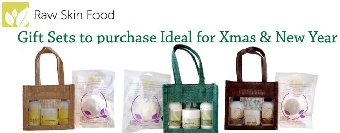 Raw Skin Food Gift Sets