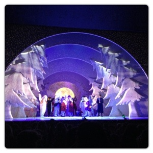 The Snowman at Peacock Theatre