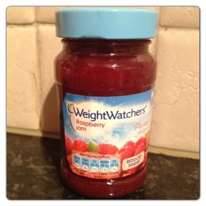 Weightwatchers Raspberry Jam