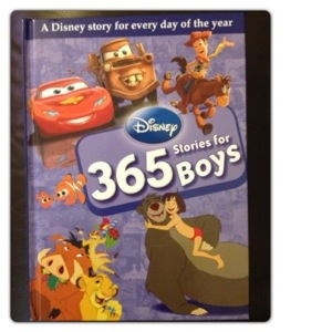 Disney 365 Stories for Boys