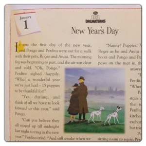 1st January: New Year's Day Story