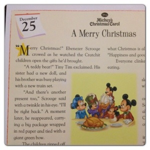 25th December: A Merry Christmas Story