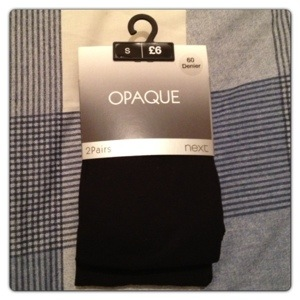 Opaque Tights from Next