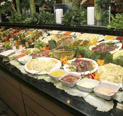 Brazilian Buffet