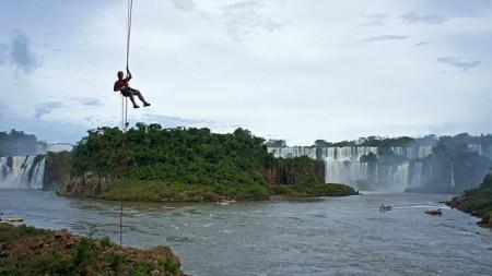 Iguassu Falls Rappel Adventure