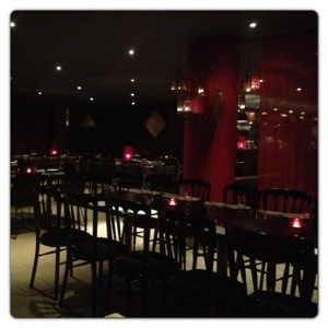 Carom Restaurant in Soho