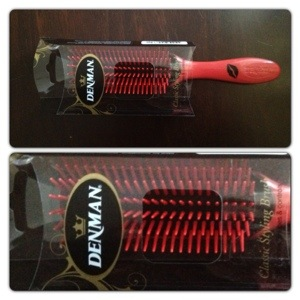 Denman D3 Kiss Brush