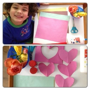 Cut out Hearts