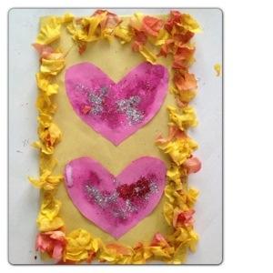Third Valentine's Day Card