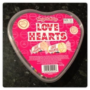 Love Hearts Sweet Tub