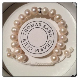 Thomas Sabo Pearl Bracelet