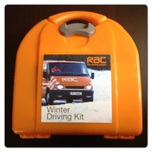 RAC Winter Driving Kit