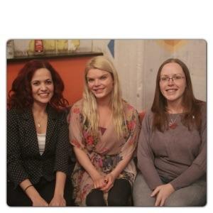 Me, Danielle Proud and Jo