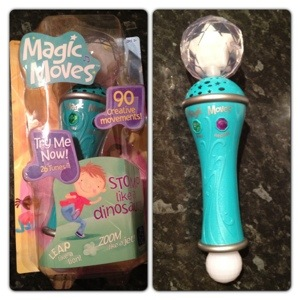 Magic Moves Wand