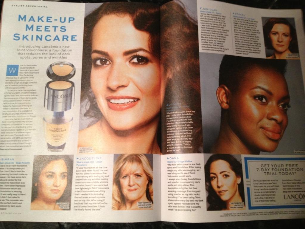 Stylist Magazine