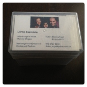 Instant Print Business Cards