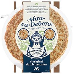 Abra-ca-Debora Original Dutch Pancakes