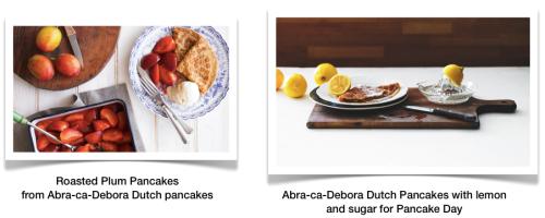 Abra-ca-Debora Sweet Pancakes