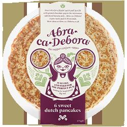 Abra-ca-Debora Sweet Dutch Pancakes