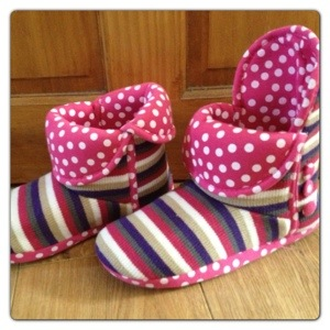 Cosy Bootie by Shoe Zone