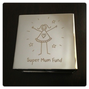 Purple Ronnie Super Mum Fund