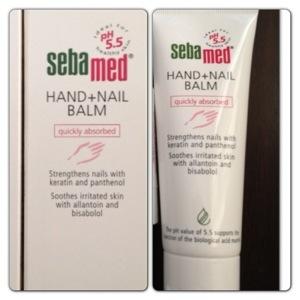 Hand + Nail Balm