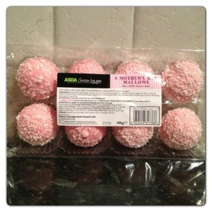 Asda Mother's Day Mallows