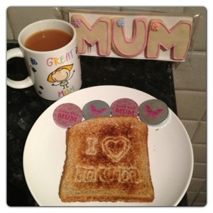 Mother's Day Breakfast by Asda