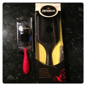 Denman Hairbrushes
