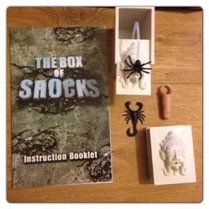 Box of Shocks by Drumond Park