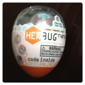 Hexbug Easter Nano