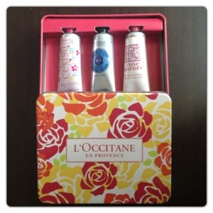 Spring Blossom Hand Collection by L'Occitane