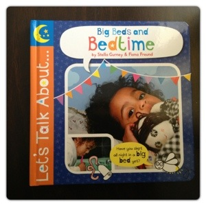 Let's Talk About… Big Beds and Bedtime