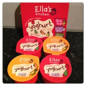 Ella's Kitchen Yogurt