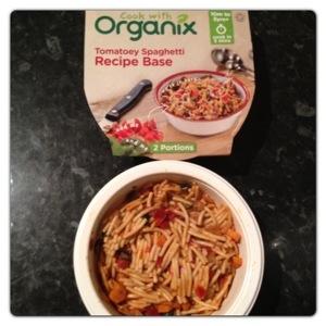 Tomatoey Spaghetti Recipe Base