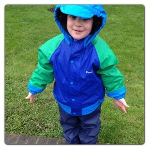 Kozi Kidz Waterproof Clothing by Snow+Rock