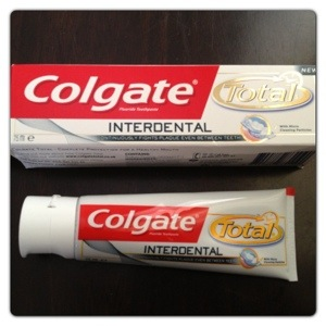 Colgate Total Interdental