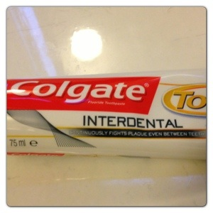 Colgate Total Interdental Toothpaste