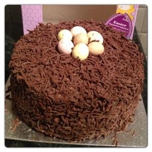 Easter Eggstravaganza Cake