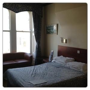 The Ambassador Hotel Room