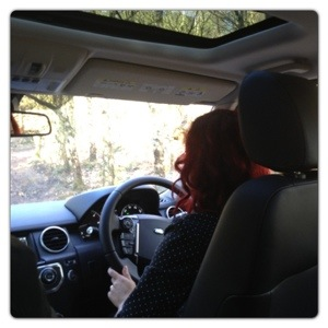 Land Rover Experience at Peckforton Castle