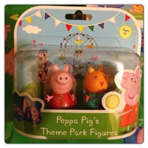 Peppa Pig Twin Figures