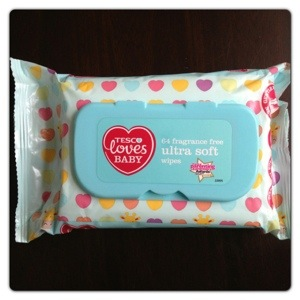 Tesco Loves Baby Ultra Soft Wipes