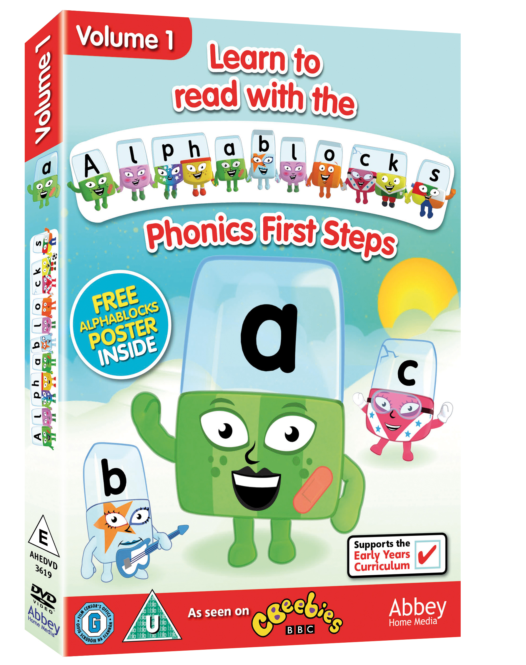Competition and Review: Win 1 of 4 Learn to Read with the ...