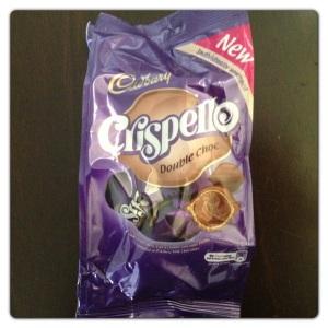 Cadbury Crispello Bag