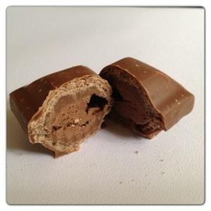 Milk Chocolate Coated Wafers